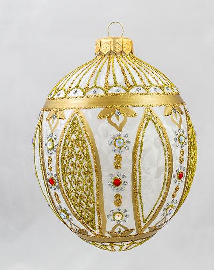 "#603 - Thomas Glenn ""Icon"" Egg Ornament"
