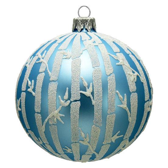 "#1640 - Thomas Glenn ""Bamboo"" Ornament"