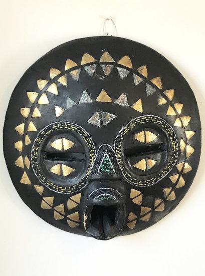 """African Mask """"Baluba People - Congo"""""""