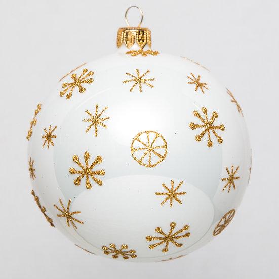 """#1751 - Thomas Glenn """"Quasar"""" Ball Ornament"""