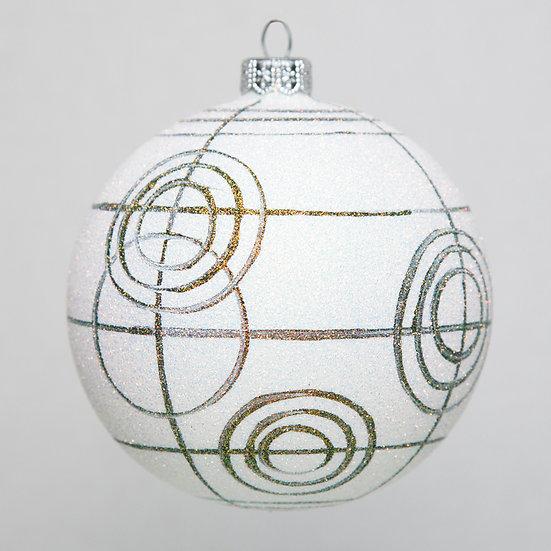 "#728 - Thomas Glenn ""Leonardo"" Ball Ornament"