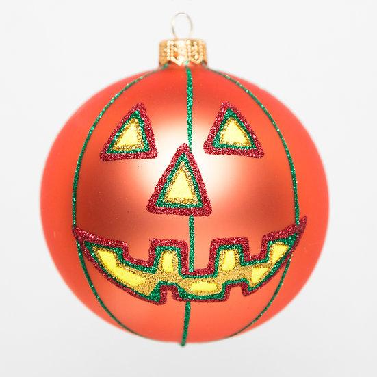 "#1781 - Thomas Glenn ""Jack-O"" Halloween Ornament"