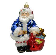 Santa - Patriotic