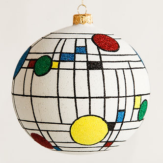 "#1813 - Thomas Glenn ""The Wright Way"" Ball Ornament"