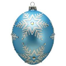 1646 - Snowflake Egg
