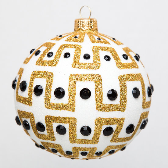 "#1739 - Thomas Glenn ""Empowerment"" Ball Ornament"