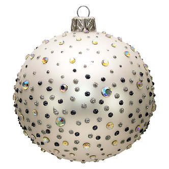 "#1627 - Thomas Glenn ""Couture"" Ball Ornament"