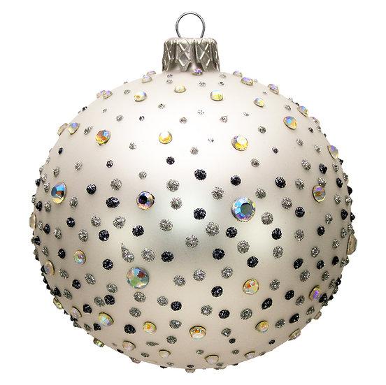 "#1627 - Thomas Glenn ""Couture"" Ball Ornament"