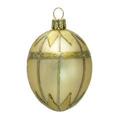 419 - Egg - Gold