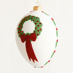 1881 - Wreath Egg