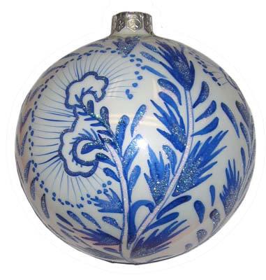 "#76 - Thomas Glenn ""Canton"" Ball Ornament"