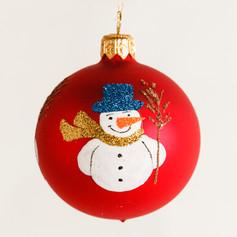 1876 - Mini - Snowman