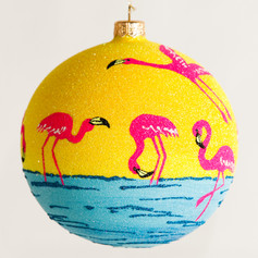 1843 - Pink Flamingos