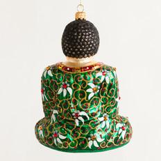 Buddha - Dark Green - View 2