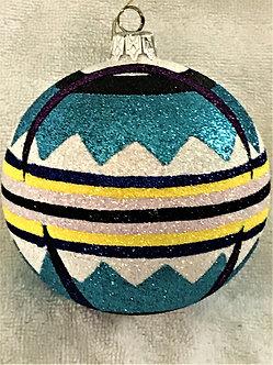 "#723 - Thomas Glenn ""Paradise"" Ball Christmas Ornament"