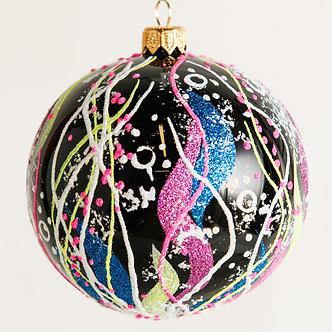 "#1803 - Thomas Glenn ""Hydra"" Ball Ornament"