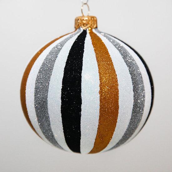 "#2033 - Thomas Glenn ""Swank"" Ball Christmas Ornament"