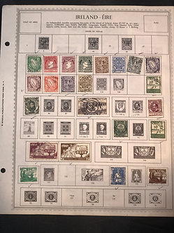 """Stamps """"Ireland"""" Pre-1960 Collection"""