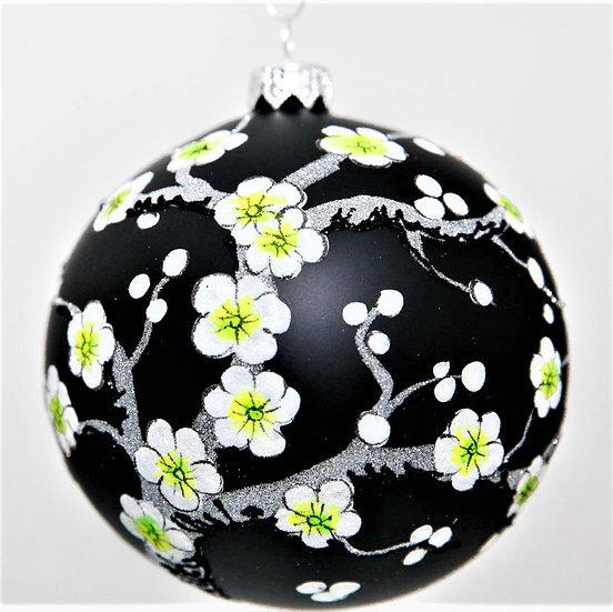 "#2068 - Thomas Glenn ""Hanna"" Ball Christmas Ornament"