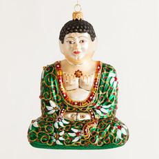 Buddah - Dark Green -View 1