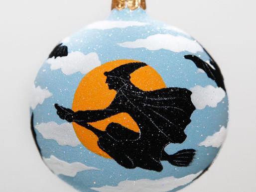 25% Off Selected Thomas Glenn Halloween Ornaments!