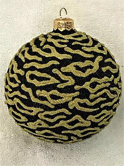 "#1749 - Thomas Glenn ""Marnie"" Ball Christmas Ornament"