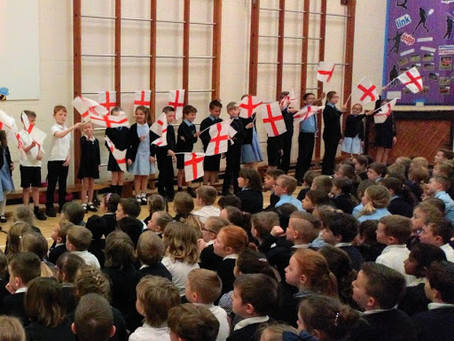 Martham Celebrate St. George's Day