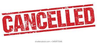 Parents Evenings Cancelled