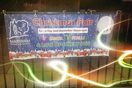 Christmas Fair and Elfridges