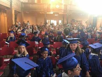Latest Children's University Graduates