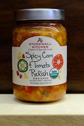 Stonewall Kitchen Spicy Corn & Tomato Relish