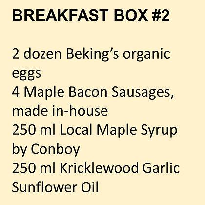 BREAKFAST BOX #2