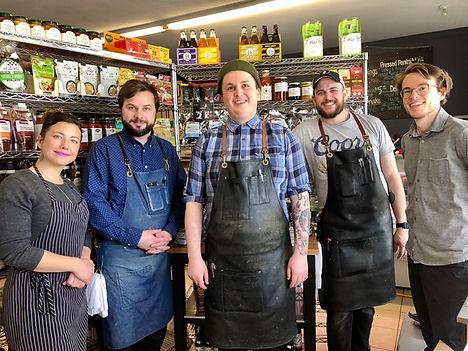Around the Block Butcher Shop Team.jpg