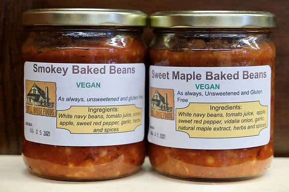 Snell House Foods Baked Beans