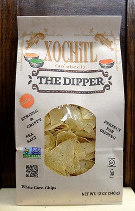 XOCHiTL White Corn Chips