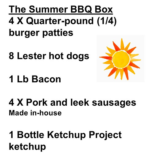 THE SUMMER BBQ BOX