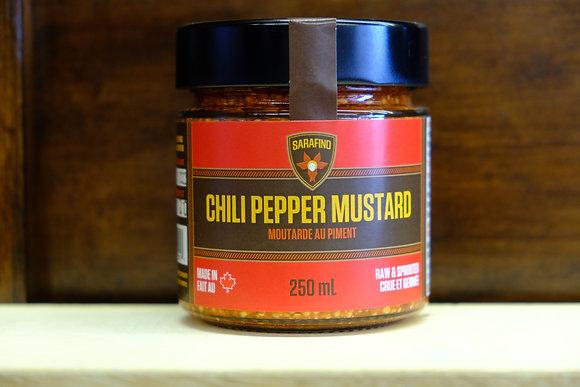 Sarafino Chili Pepper Mustard