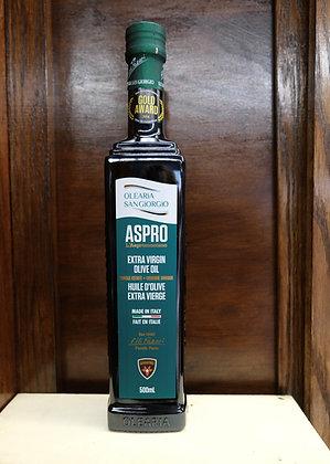 ASPRO L'Aspromontano Extra Virgin Olive Oil