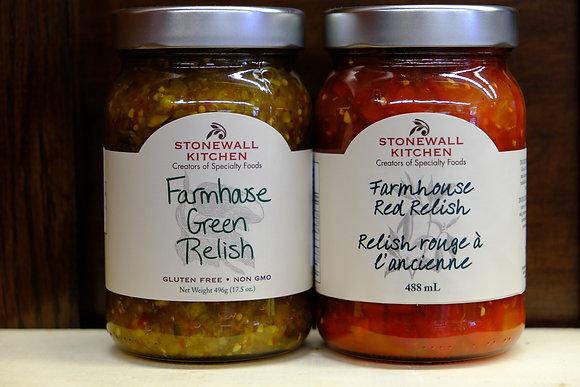 Stonewall Kitchen Farmhouse Relish