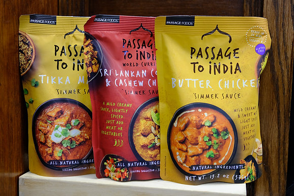 Passage To India Simmer Sauce
