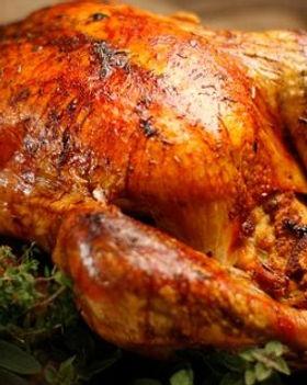 Roast Turkey from Around the Block Butch
