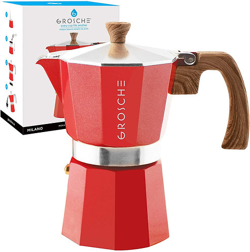 MOKA ESPRESSO MAKER FROM GROSCHE