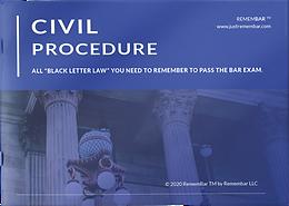 Civil Procedure booklet - hardcopy