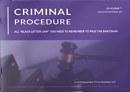 Criminal Procedure booklet - hardcopy