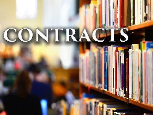 Contracts booklet - PDF