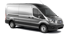 sameday courier van skelmersdale