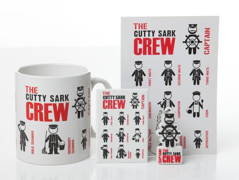 CUTTY SARK CREW
