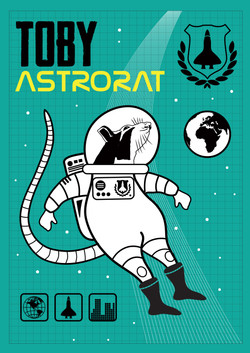 TOBY THE SPACE RAT