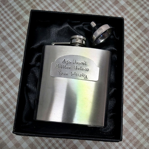 Hip Flask by Amevie