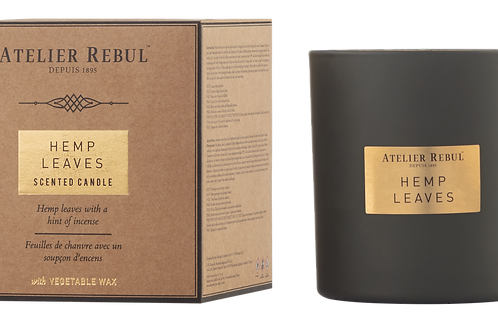 Atelier Rebul - Hemp Leaves Scented Candle